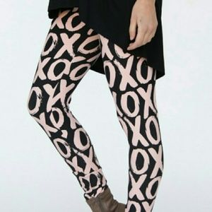 XOXO Agnes & Dora leggings